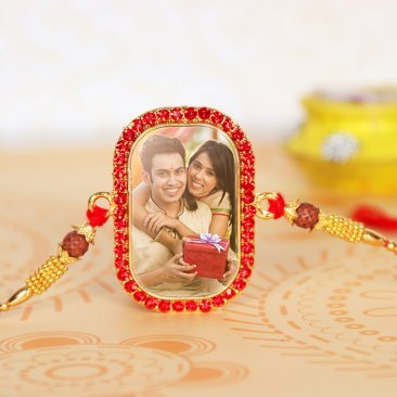 Precious Bro Rakhi - Personalised Rakhi for Bro