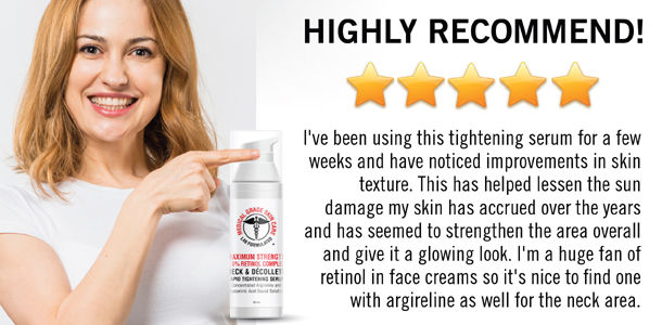 Neck Tightening Serum