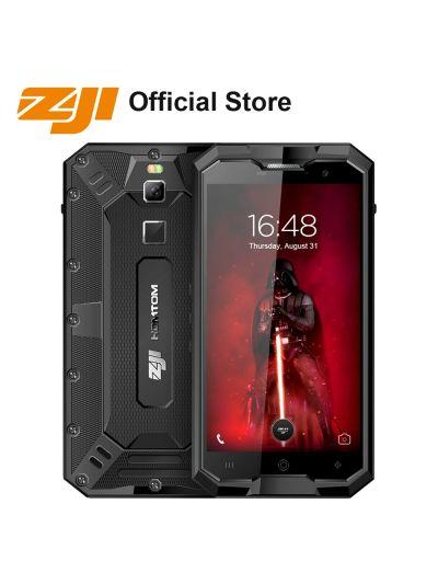HOMTOM ZOJI Z8 4250mAh IP68 Mobile Phone Fingerprint 4G 1280*720P 4GB 64GB MTK6750 Octa core 13+16MP Camera SmartPhone