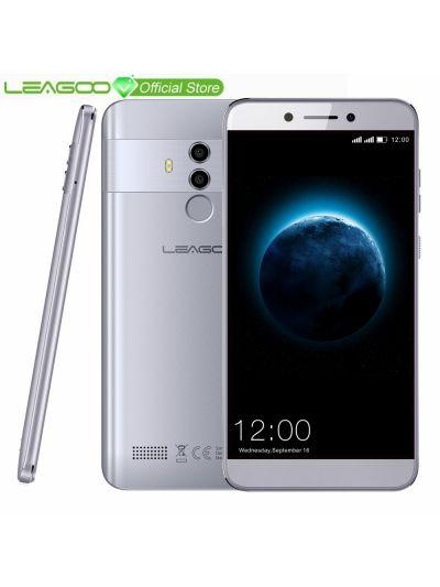 LEAGOO T8 4G Smartphone 5.5''FHD 16:9 Screen 1920*1080 RAM 2GB ROM 16GB Android 8.1 MT6750T Octa Core Face ID 13MP Mobile Phone