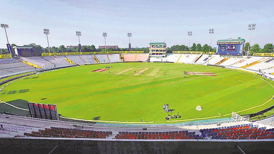 Punjab Cricket Association IS Bindra Mohali
