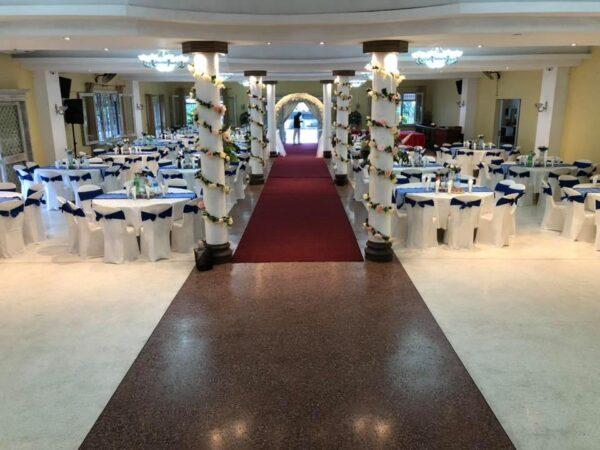 Domaine Comlone Events Venue Mauritius Reception