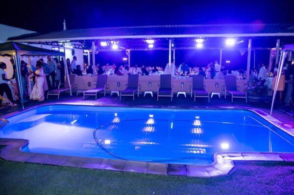 Dora Farmhouse Wedding Venue Mauritius Outdoor
