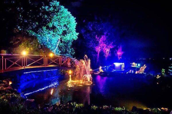 Dora Farmhouse Wedding Venue Mauritius Pool