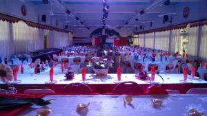 Mohit Hall Petit Verger St Pierre Reception