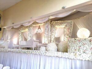 Rabita Hall Muslim Wedding Hall Port Louis Stage