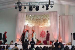 Rm Garden Event Wedding Hall Phoenix Mauritius Hindu Wedding