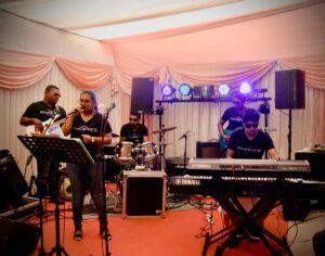 Rmonyx Wedding Live Music Band Mauritius Performance