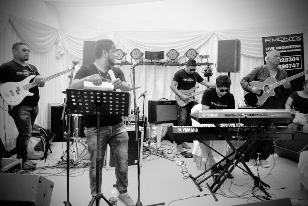Rmonyx Wedding Live Music Band Mauritius Port Louis