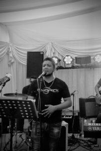 Rmonyx Wedding Live Music Band Mauritius Raza Male Vocalist