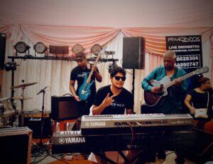 Rmonyx Wedding Live Music Band Mauritius Sound Check