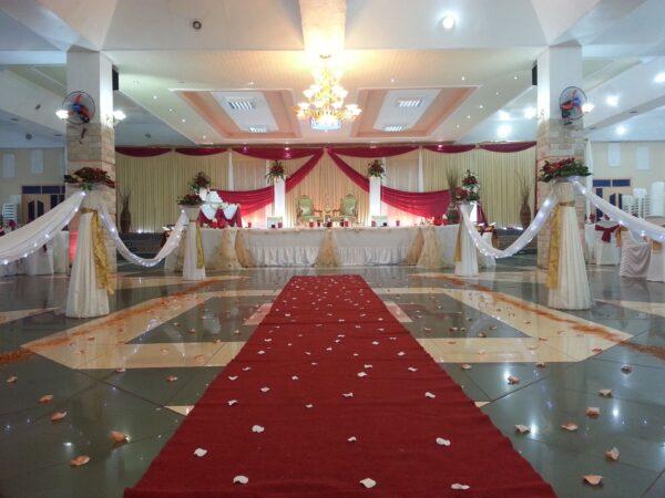 Sir Abdul Razack Mohammed Hall Qsc Interior