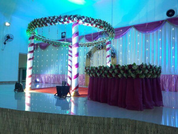 Sunrise Hall Belle Mare Stage