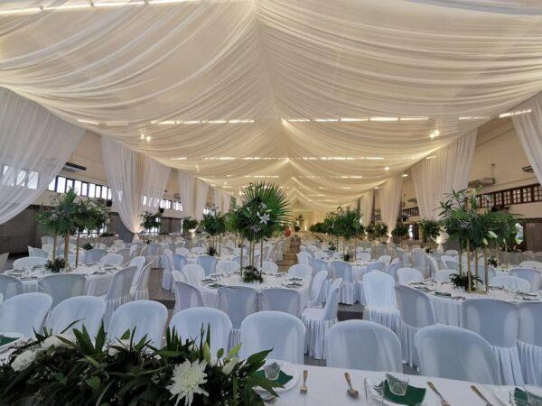 Taher Bagh Muslim Wedding Hall Port Louis Interior