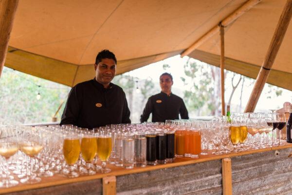 Casela Nature Park Wedding Venue Mauritius Catering