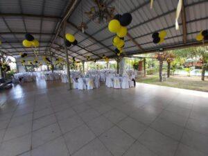 Domaine Du Moulin Wedding Hall Garden Petit Raffray Mauritius