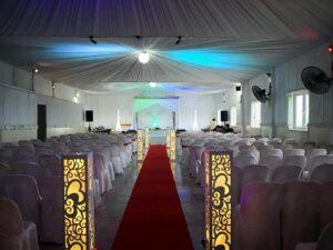 Domaine Du Moulin Wedding Hall Hindu Petit Raffray Mauritius