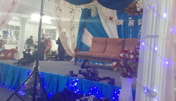 Domaine Du Pouce Wedding Hall Port Louis
