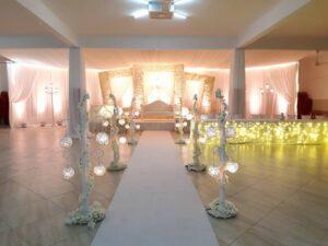 Fatima Wedding Hall Port Louis Mauritius Decor