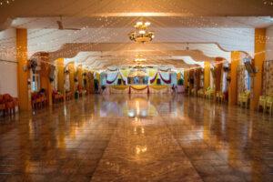 Hindu House Wedding Hall Port Louis Mauritius Decor