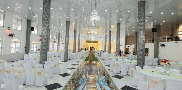 Inous Hafez Wedding Hall Phoenix Mauritius Decor