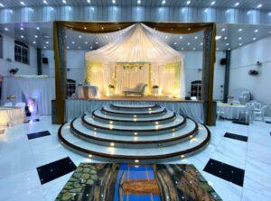Inous Hafez Wedding Hall Phoenix Mauritius Decoration