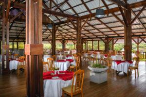 La Vallee Des Couleurs Nature Park Restaurant