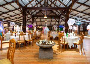La Vallee Des Couleurs Nature Park Restaurant Wedding