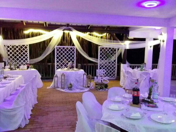 Le Paradise Wedding Hall Riviere Des Galets
