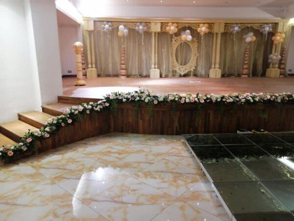 Moonlight Banquet Hall St Julien Flacq Decor