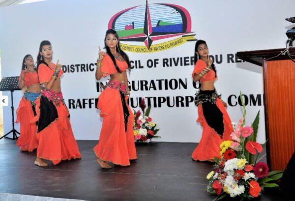 Petit Raffray Multipurpose Hall Dance