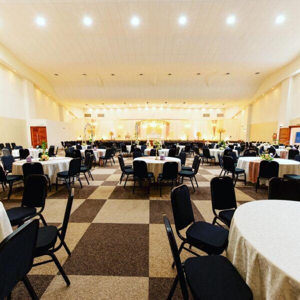 Rockfield Venue Wedding Mauritius Hall Interior