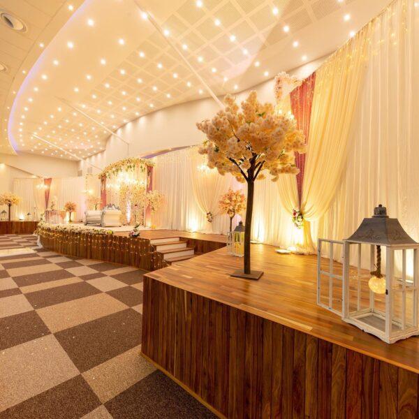 Rockfield Venue Wedding Mauritius Stage