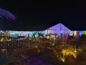 Val De Vie Event Garden Wedding Hall Mauritius