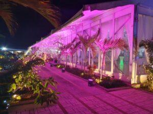 Val De Vie Event Garden Wedding Hall Mauritius Outdoor