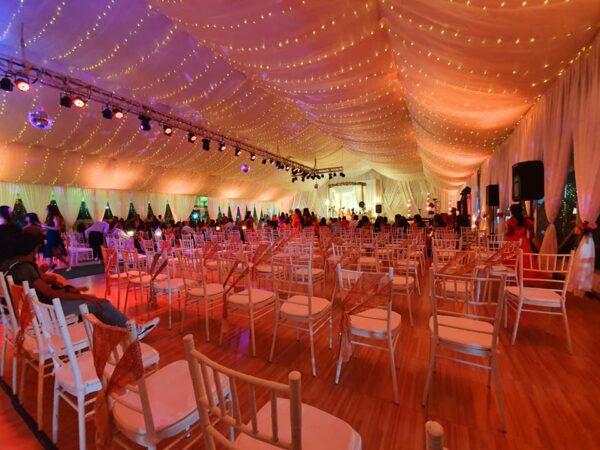 Val De Vie Event Garden Wedding Hall Mauritius Venue