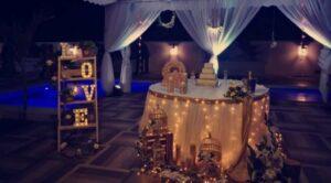 White House Banquet Wedding Hall Bambous Mauritius Decor