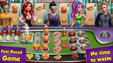 Cooking Scene Game