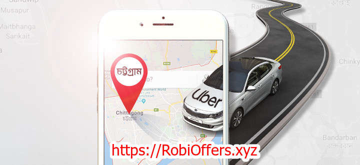 Enjoy 50% OFF on 10 rides of UberX and Uber Moto for Chittagong
