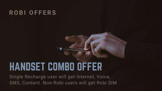 Handset Combo Offer