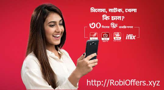 Robi Digital Solutions Pack