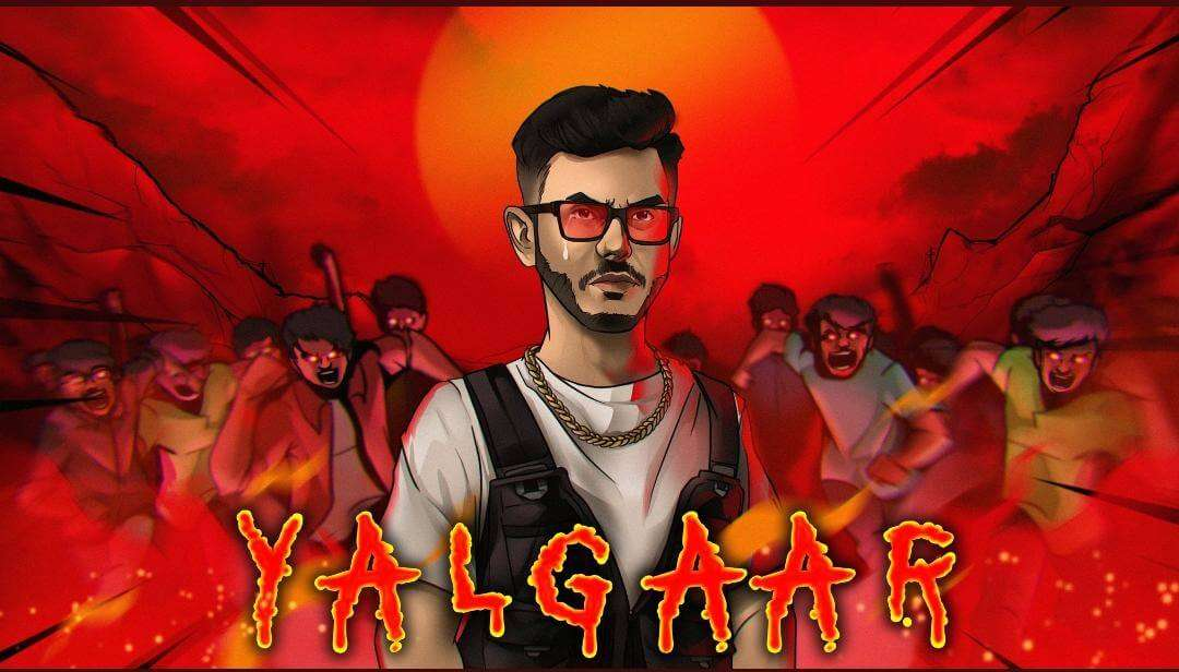 Yalgaar  - CarryMinati X Wily Frenzy | Carry Roast Karega