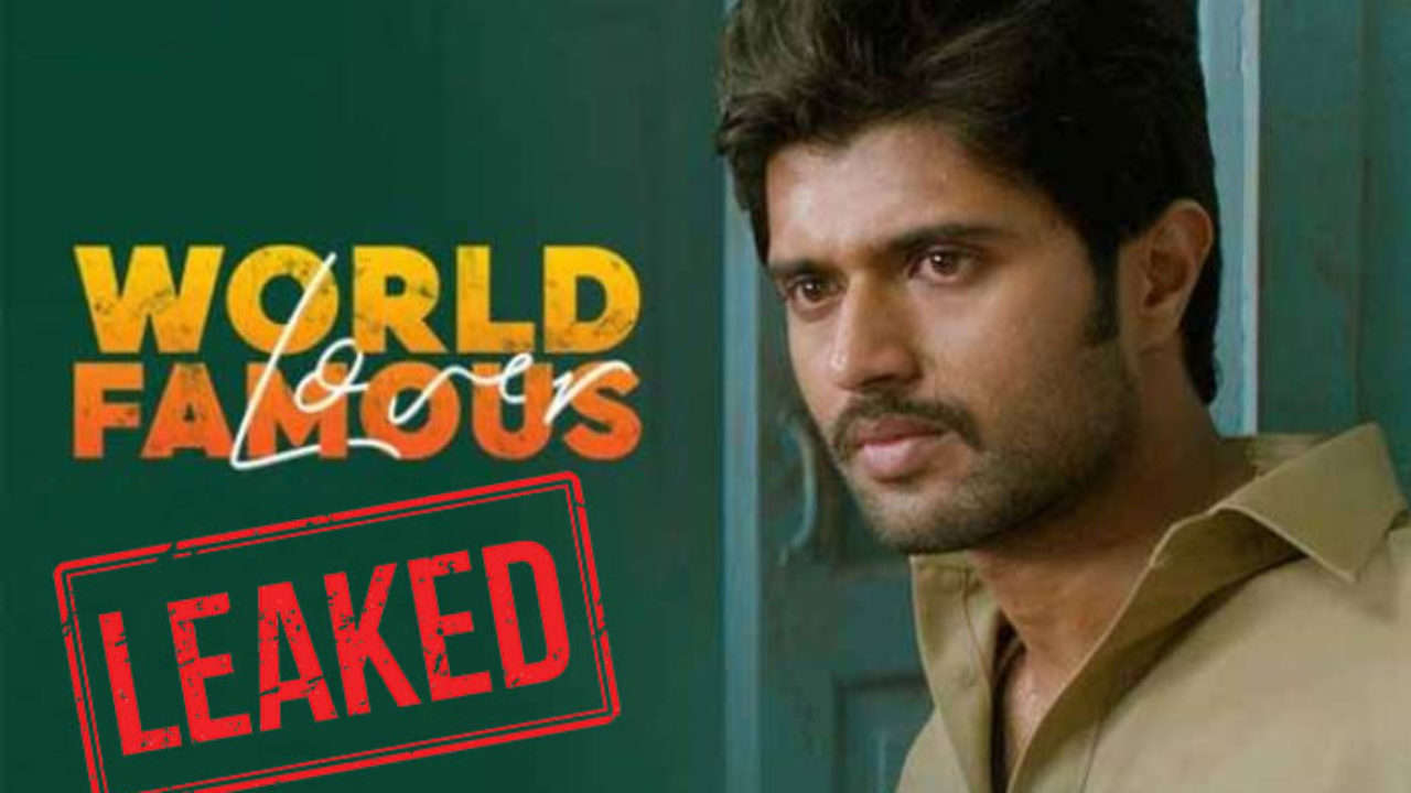 World Famous Lover HD Movie Leaked Online To Download By Tamilrockers & Movierulz