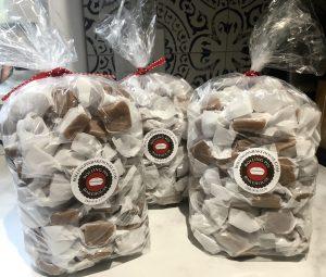 Bags of Caramels
