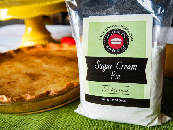 Sugar Cream Pie Filling Mix