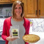 Sugar Cream Pie Filling Mix and Baked Pie