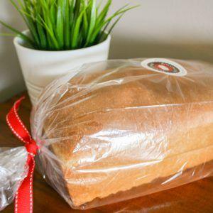 Sweet Amish White Bread
