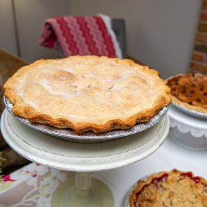 Apricot Pie (Available May – July)