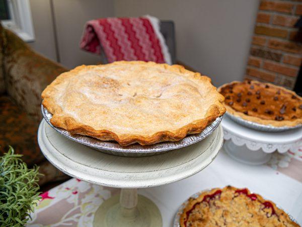 regular crust pie