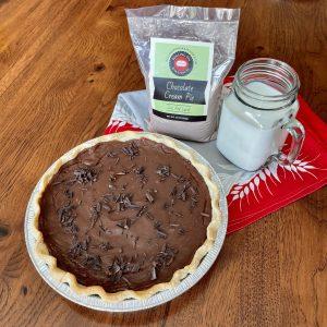 Chocolate Cream Pie Filling Mix